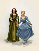 Marya and Askon by Bergholtz