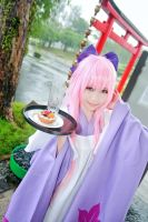 Vocaloid Senbonzakura - Luka by Xeno-Photography