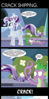 Comic 38: Crack Shipping by ZSparkonequus