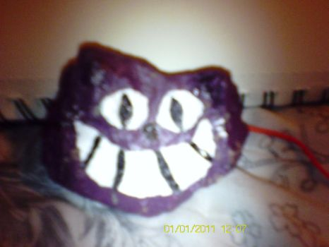 cheshire cat rock by Firenevermore2012