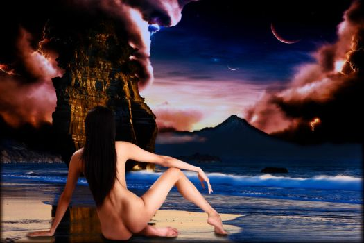 Forces-of-nature Beauty-Cosmo by Phoenix-ImageDesigns