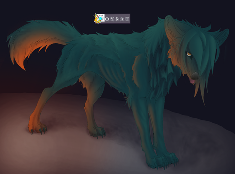 The Wolf [WIP] by DaIllestBeast