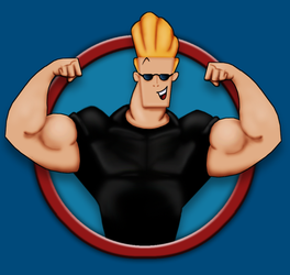 Johnny Bravo Remake by Beowulf71