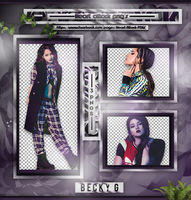 PhotoPack PNG - Becky G by SameOldLove