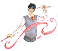 071909 Harry by GillyPerkyGoth