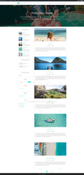 New Wordpress Theme Coming Soon by cherryproductionsorg