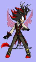 Contest: Shadow AU: THE FAE by hopelessromantic721