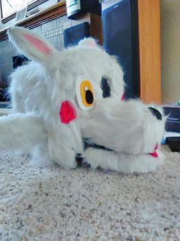 Mangle Cosplay~ by veeeester400