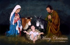 Merry Christmas by art1st1cDes1gn