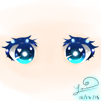 eyes practice [Tutorial by Kirimimi] by NecryoNics