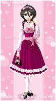 Bleach - Doll Princess Rukia by KaroruMetallium