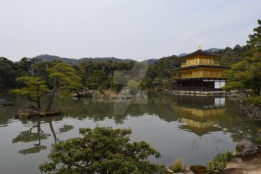 Golden Pavilion by Muse-4-Life