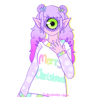 [ Pastel Christmas ] by hello-planet-chan