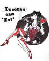 Dorothy - Art Deco/Art Nouveau by CopperSphinx