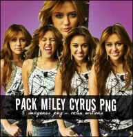 Pack Miley Cyrus PNG by ValuuEditions