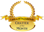 Chatter of the Month Award by JenFruzz