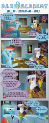 Dash Academy Chapter3 part1 (Chinese) by DoctorBasil