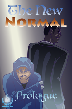 The New Normal - Prologue Title Page by SonicSpirit128