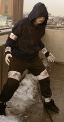 Hunter Stance. -Left 4 Dead. by ColdMidnightAirxx