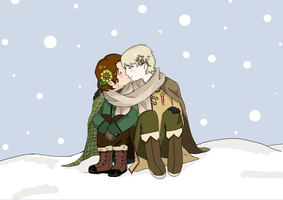 Can't Feel The Cold... by Ciatri-Sonnel
