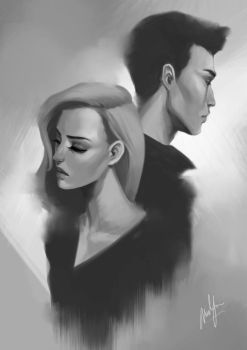 Couple by Aviastha