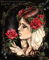 Ghost of a Rose by Claudia-SG