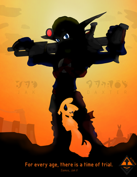 Jak and Daxter by BreakfastBaron