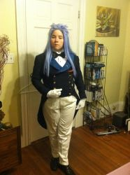 Formal Saix - Finished preview by Hanyou-no-miko