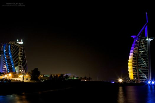 Burj Al Arab by al3ayali