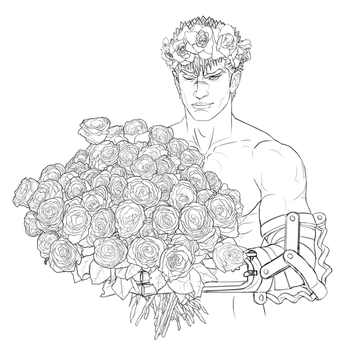 Guts N' Roses by sno4wy