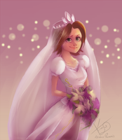 Sweet Bride by Searchmeinawhile