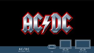ACDC Wallpaper Pack 2 by LGRuffa
