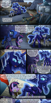 Journey to the LR #19: The Lovable Lies of Luna by Bonaxor