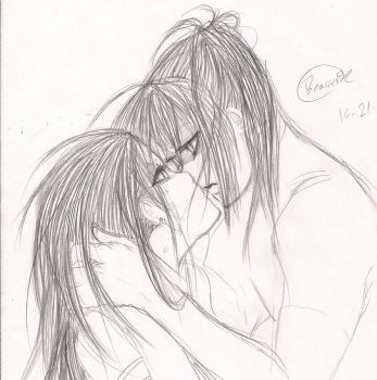 SG_kiss_sketch test by beaver92