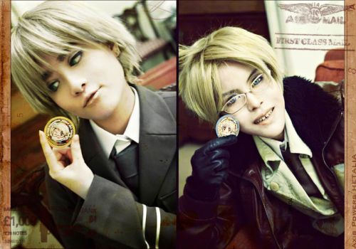Hetalia: How I Feel About You by rosiael