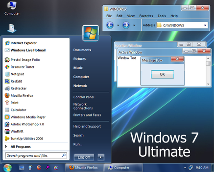 Windows 7 Ultimate NT by Vher528