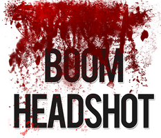 Boom Headshot by wasted49