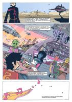 a page from 7STRING 1 by nichangell