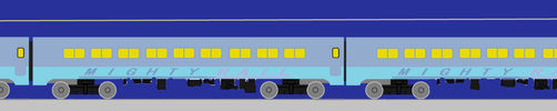 Mighty Rail by TransportLover