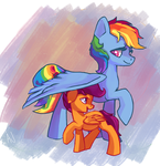 Lookin' for Sompony to Take you Under Their Wing? by dashleigh