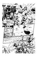 The Privateers of Nebulon Five pg.6 by ADAMshoots