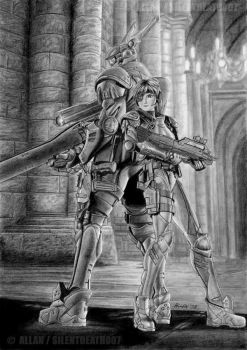 :APPLESEED: by Angelstorm-82