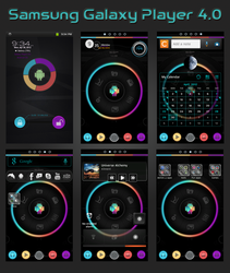 Android The Colorful, All Screens by Rasa13