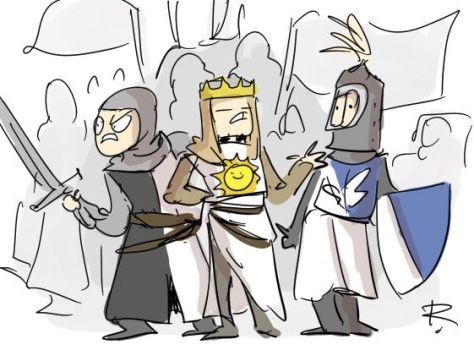 Monty Python and the Holy Grail, 2 by Ayej