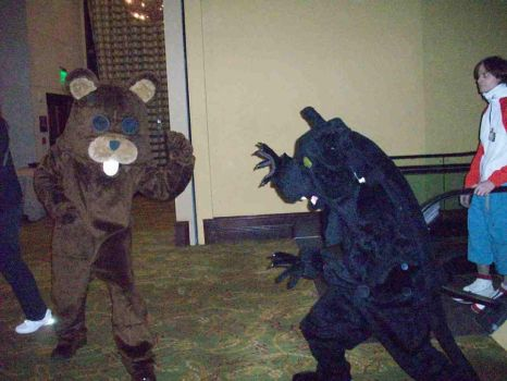 Show down at Ikkicon 2010 by Ratty08