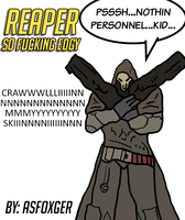 Edgy Reaper by AsFoxger