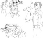 Medic Doodles by shadowfire-x