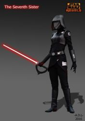 The Seventh sister V2 by adlpictures