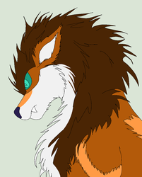 new profile thing by SqueakyWolff