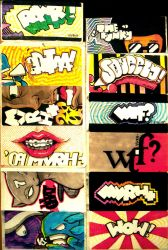 Label Stickers - Compilation I by MVRH